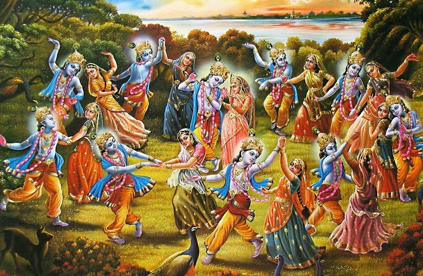 Krishna Puja In West Bengal and Orissa