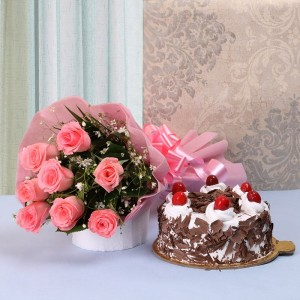 Cakes and Roses
