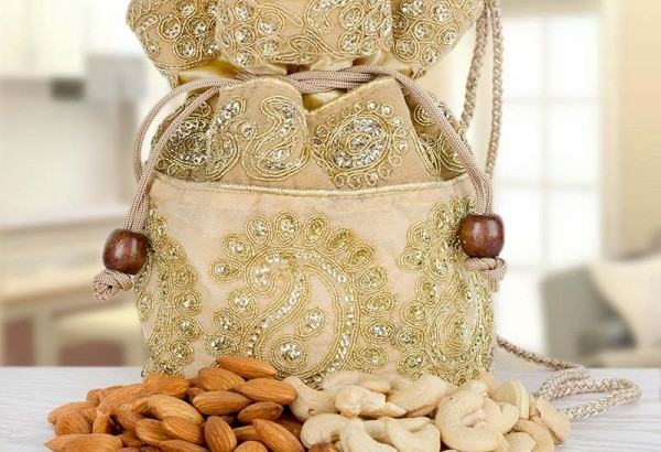 Dry Fruits on Rakhi