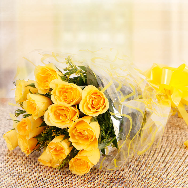 5 flowers to gift your mother on her 50th birthday blog myflowertree yellow roses mightylinksfo