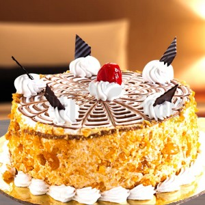 Cake for Friendship Day