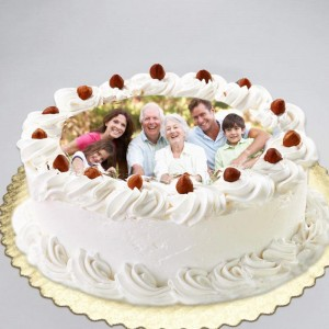 Cake for Grandparents