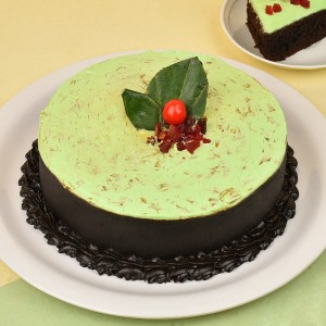 Chocolate Paan Cake