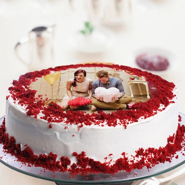 3 Creative Cake Designs You Can Choose To Woo Your Wife On Her